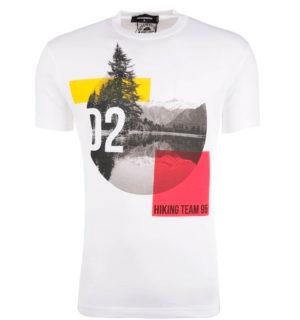 Мъжка тениска Dsquared2 - MyFashionStore.eu
