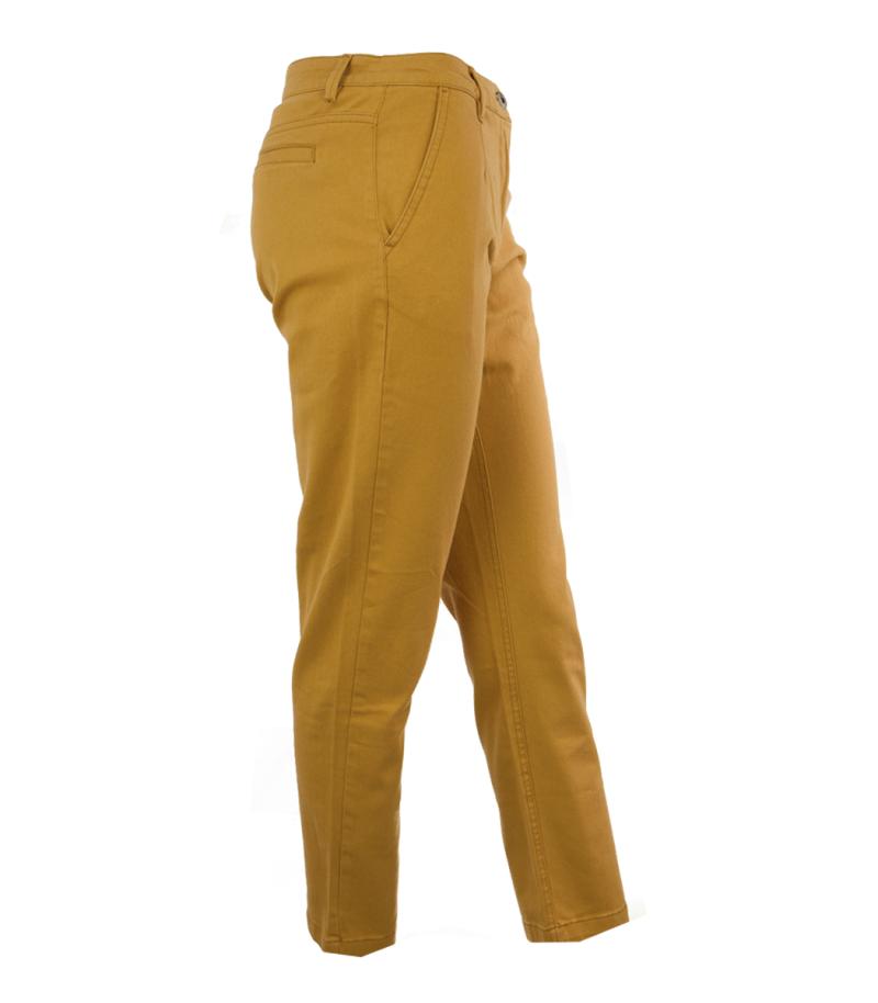 Дамски панталон Silvian Heach-orange - MyFashionStore.eu