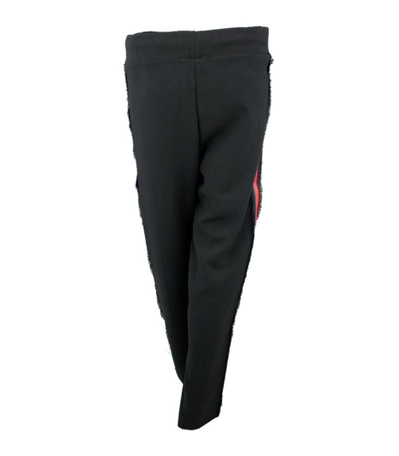 Черен спортен панталон Odi et Amo 2 - MyFashionStore.eu