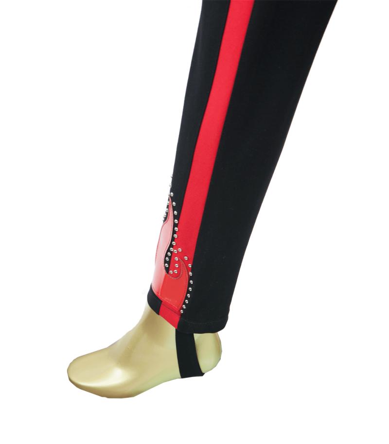 Черен спортен панталон Odi et Amo 4 - MyFashionStore.eu