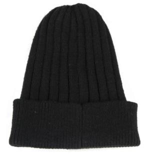 Черна шапка Odi et Amo 2 - MyFashionStore.eu