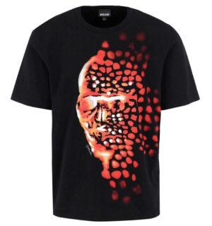 Мъжка тениска Just Cavalli S03GC0479 N20663 - MyFashionStore.eu