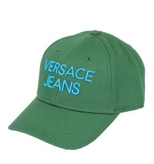 Шапка с козирка VERSACE JEANS- green - MyFashionStore.eu
