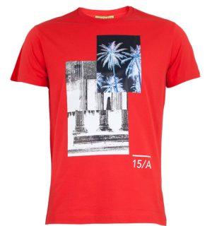 Мъжка тениска VERSACE JEANS 16 - MyFashionStore.eu