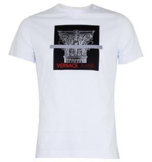 Мъжка тениска VERSACE JEANS 19 - MyFashionStore.eu