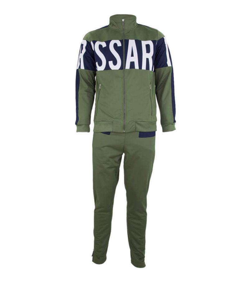 Суитчър с цип Trussardi Jeans 52F00070-1T002269 - MyFashionStore.eu
