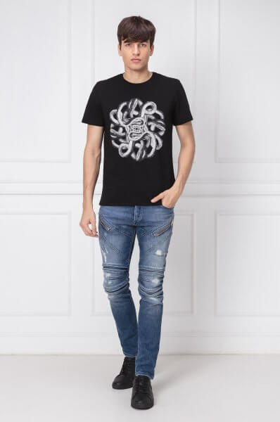 Мъжка тениска Just Cavalli S01GC0542- MyFashionStore.eu