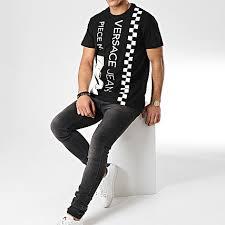 Мъжка тениска Versace Jeans B3GTB74B-36590 - MyFashionStore.eu