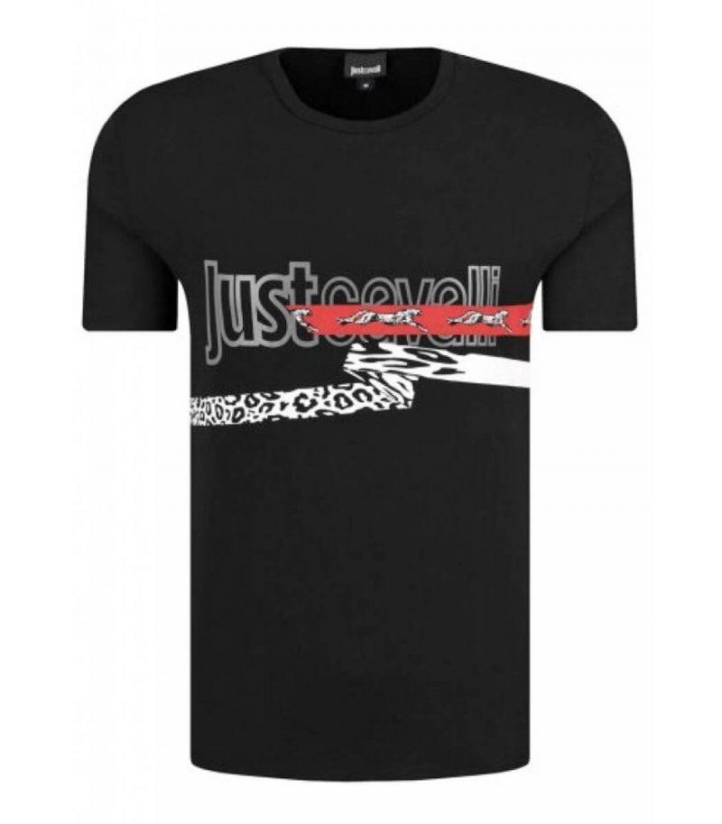 Мъжка тениска Just Cavalli S01GC0535 - MyFashionStore.eu