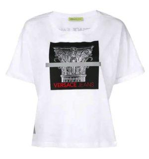 Тениска Versace Jeans B2HTB7P630190003 - MyFashionStore.eu